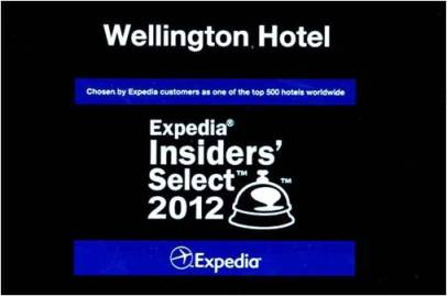 Expedia Insider's Select 2012